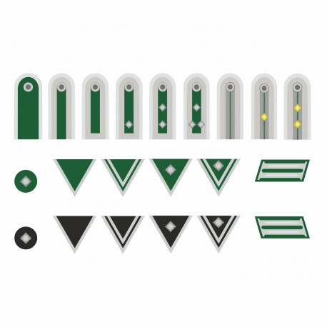 Insignia ranks