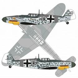 Messerschmitt Bf 109G-6 - Karl Rammelt