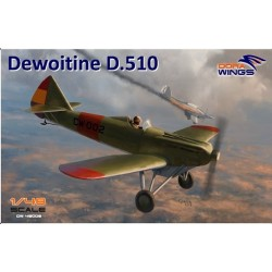 Dewoitine D.510 Spanish civil war (+bonus Japan, NIJ)