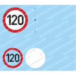 Speed limit - 120