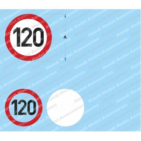 Speed limit - 120