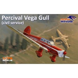 Percival Vega Gull (civil service)
