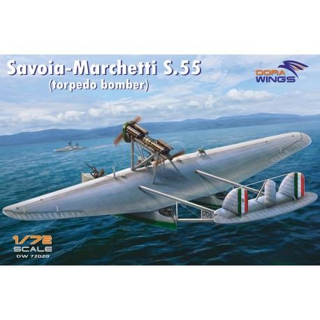 Savoia-Marchetti S.55 (torpedo bomber)