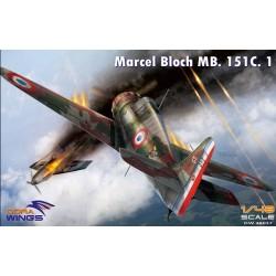 Marcel Bloch MB. 151C. 1