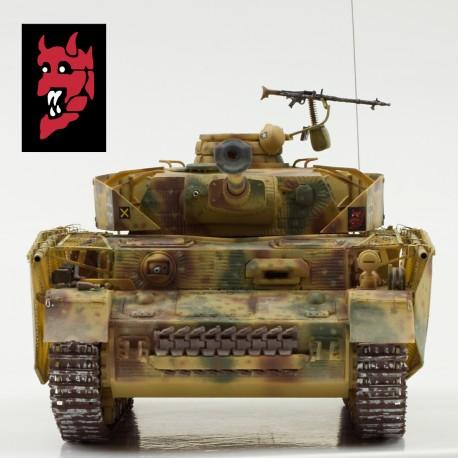 Pz.Kpfw. IV Ausf. J - Hptm. Nökel